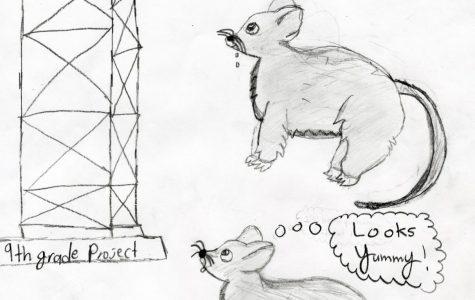 Rats Devour Freshmen Project