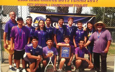 Tennis Triumphs