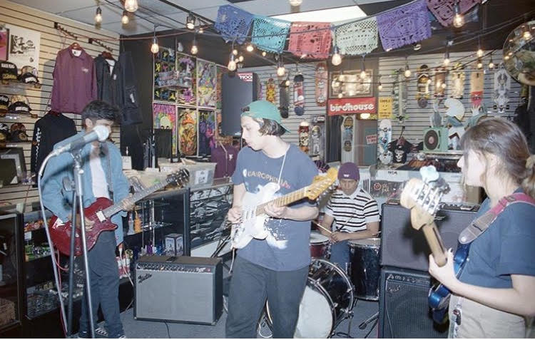 Free All Ages Indie Show Tears Up Local Record Shop